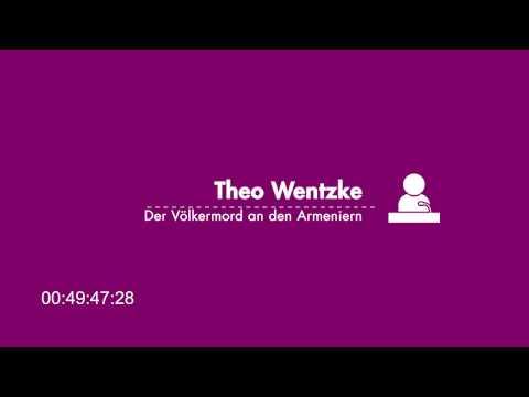 Theo Wentzke: Der Völkermord an den Armeniern