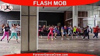Pertamina Flashmob Indonesia - Forever Dance Crew