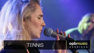 Tennis - I'm Callin' | opbmusic Live Sessions
