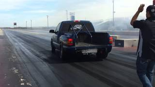 Xms first pass off the trailer 8.84 la whippet