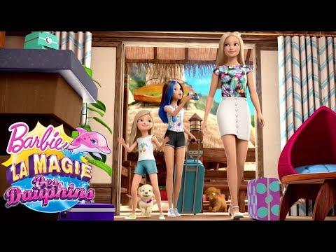 Le Meilleur Hôtel De Tous Les Temps !   Barbie La Magie Des Dauphins   Barbie France