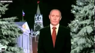 2015 Прикол Лучшее поздравление Путина Ролик нашумевший в интернете