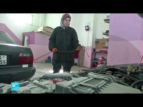 ...المرأة الأردنية.. سيدة تكسر الصورة النمطية للنساء وتق  - 21:22-2018 / 1 / 12