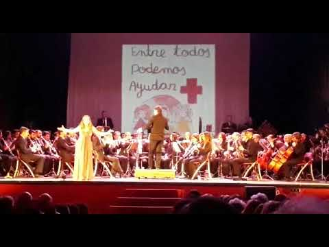 video gala union musical cruz roja