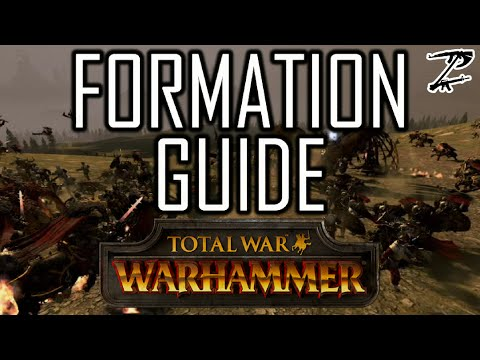 FORMATION GUIDE! - Total War: Warhammer Beginners Guide