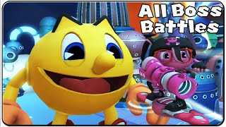 Pacman and the Ghostly Adventures 2 All Bosses