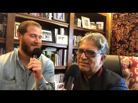 What Does This All Mean? Deepak Chopra, MD & Mike Posner in Conversation.