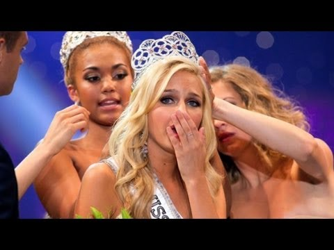 Miss Teen USA says she was extorted