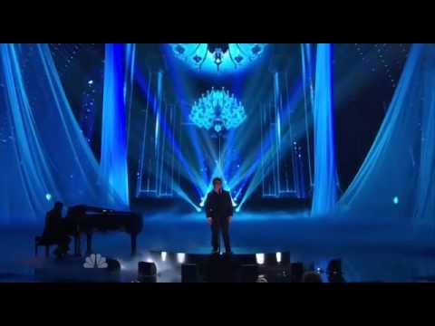 Jonathan Allen - America's Got Talent 2013 Season 8 - The Semi-Finals [FULL]