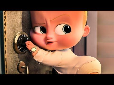 Wkwkwk😂THE BABY BOSS Dari Awal Sampai Akhir| Film Animasi Terbaik 3 Th Trakhir