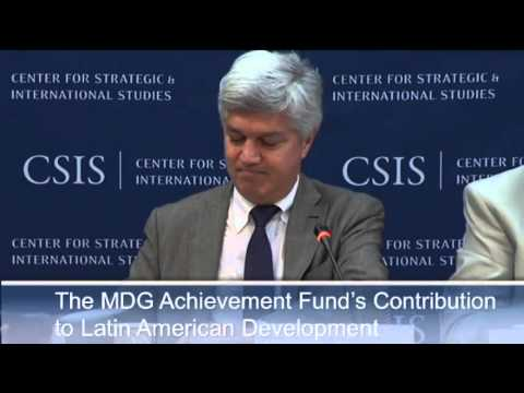 The MDG Achievement Fund's Contribution to Latin American Development