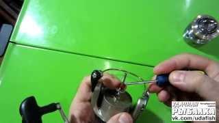 Как избавиться от запутывания лески на безынерционной катушке