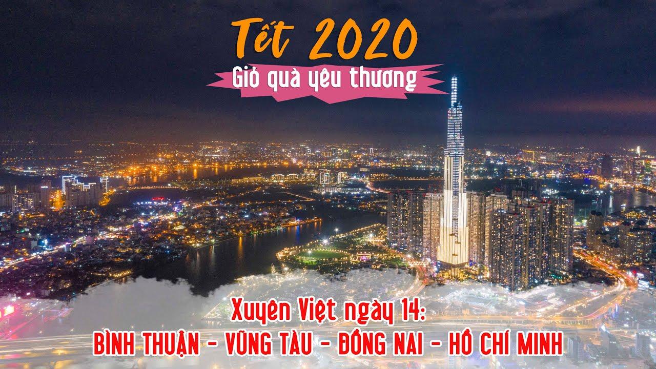 Hành trình xuyên Việt xin Đặc Sản làm từ thiện - Giỏ quà yêu thương - Ngày 14