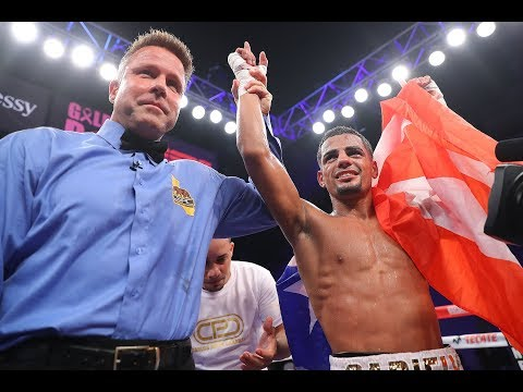 Golden Boy on ESPN: Carlos Craballo vs Felipe Rivas