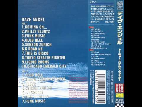 Dave Angel - Live at The Phoenix Festival 1997
