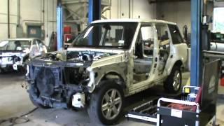 Land Rover (запчасти из США)