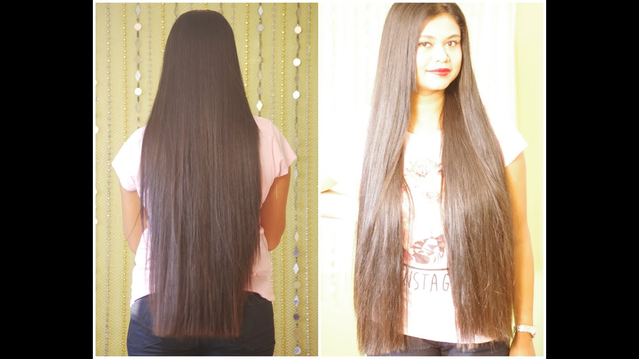 How To Take Care Of Rebonded Straightened Smoothened Coloured Hair Sushmita S Diaries Youtube