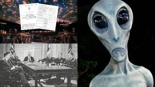 UFO Disclosure ? New Majestic 12 Document Reveals Extraterrestrial Close Encounters with Humanity