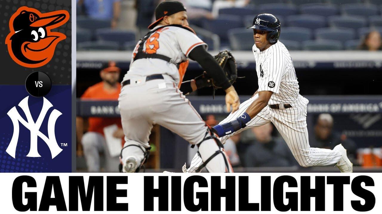 Download Orioles vs. Yankees Game Highlights (8/03/21)   MLB Highlights