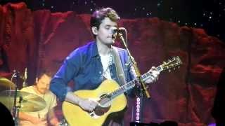 John Mayer - Who Says (Baltimore 12/14/13)
