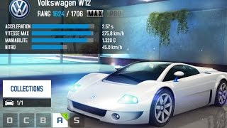 Asphalt 8 W12 in San diego my new farming machine