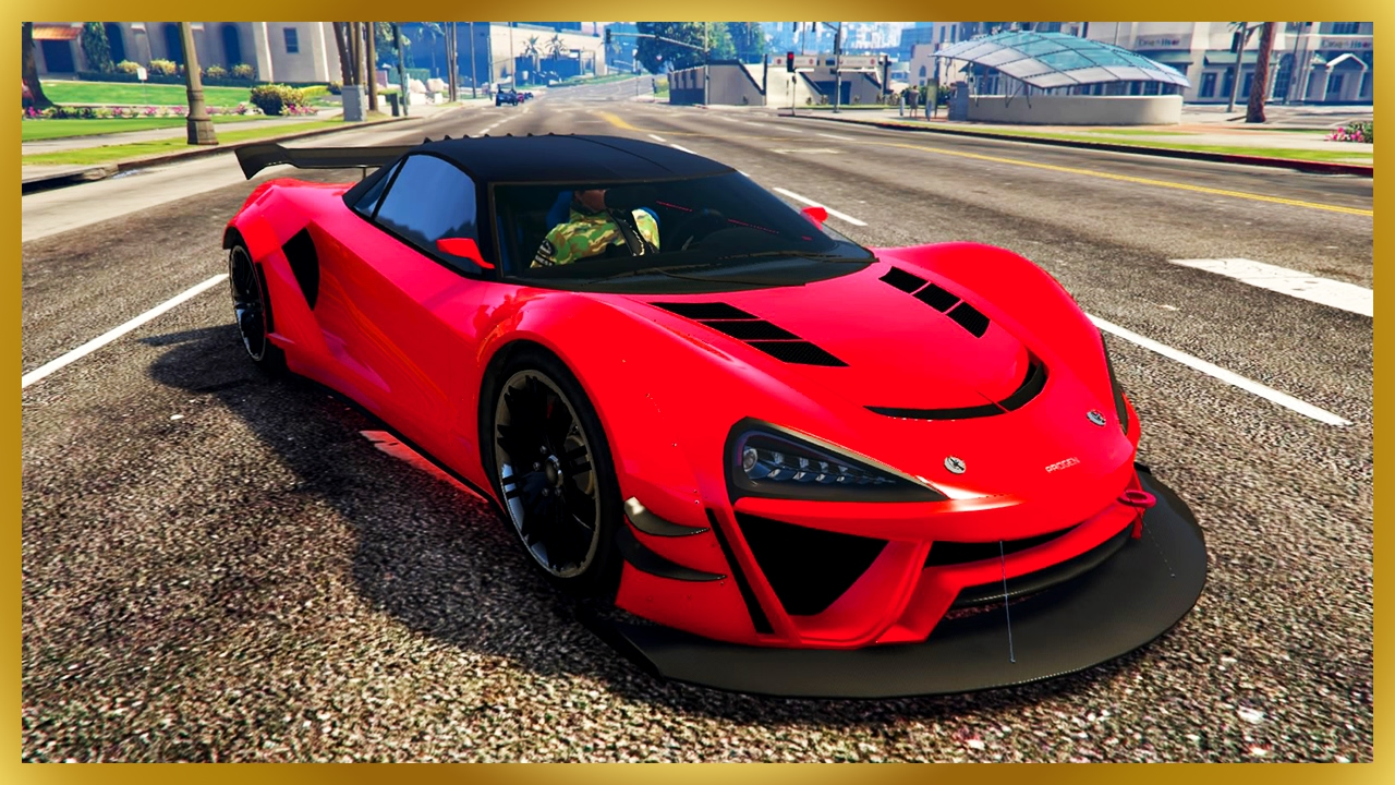 Gta 5 Online Top 3 Best Color Customizations Progen