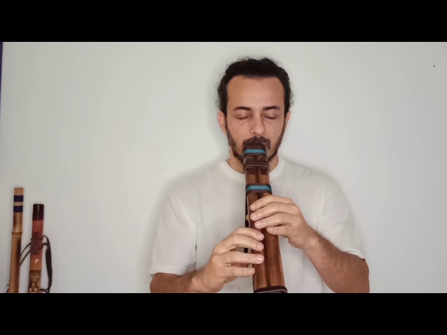 Flauta NAF River Cane Doble A