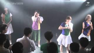 BiS 「My Ixxx」リリースライブ マップ劇場