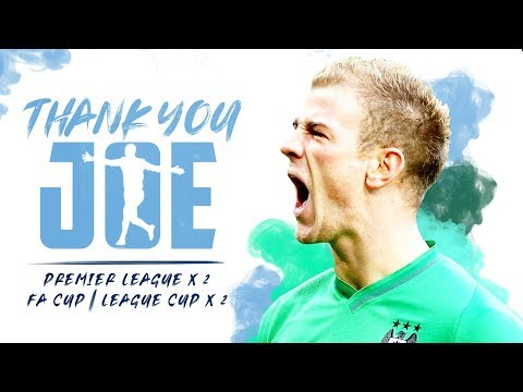 Joe Hart's Final Man City Interview