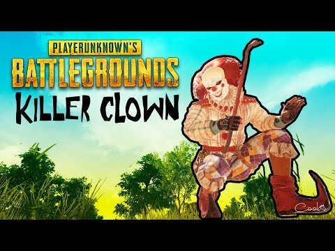 PUBG - KILLER CLOWN MONTAGE! (Funny Moments & Trolling)
