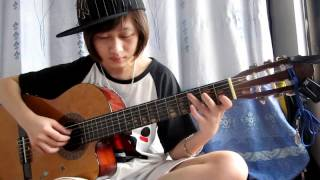 Seasons in the sun - Westlife (Guitar solo/Hạc~easy)
