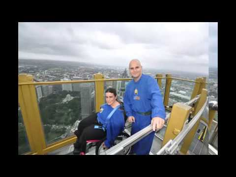 Adventure #1: Skywalk at Sydney Tower
