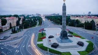 Россия - Беларусь 2015. День 2 Часть 1. Едем в Минск