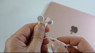 2016 Beats urBeats in Rose Gold unboxing
