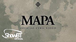SB19 'MAPA' | OFFICIAL LYRIC VIDEO