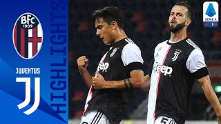 Bologna 0-2 Juventus | Juve Return to Serie A With a Win and 4 Points Clear of Lazio! | Serie A TIM