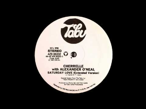 Cherrelle With Alexander O'Neal - Saturday Love (Extended Version)