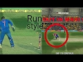 WCC2 run out in DHONI STYLE | dancing bowlers | direct throw by fielder|over throw |fun in wcc2 2018