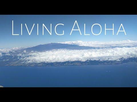 Living Aloha Ep1 First Impressions Of Kona