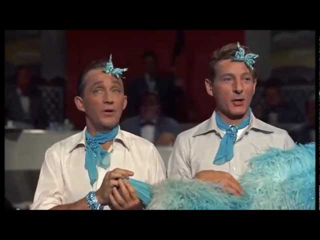 bing crosby and danny kaye camping it up in white christmas matthews island of misfit toys - Danny Kaye White Christmas