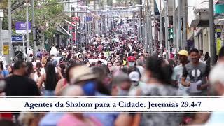 Agentes da Shalom para a Cidade