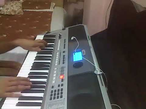 Hum tere shahar me aye h musafir ki tarah by Jagjit Singh on Keyboard