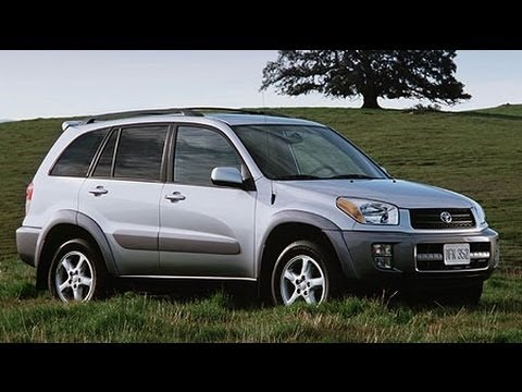 2001 Toyota Rav4 Start Up And Review 2  Cylinder