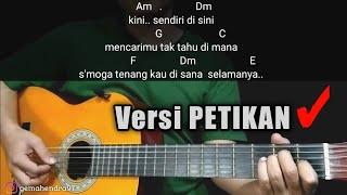 Chord KEMARIN - Seventeen | Kunci Gitar Mudah (Versi Petikan)