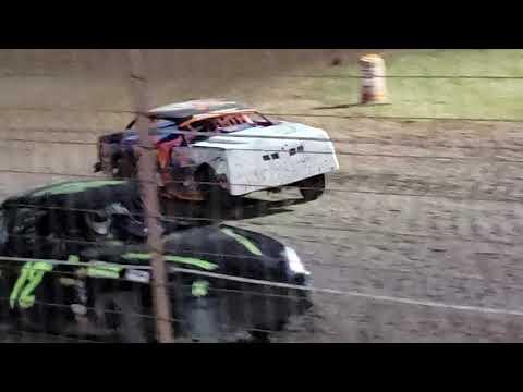Stock car heat Salina Speedway 9.13