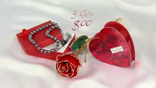 2018 24k Gold Valentine's Day Package Sample Video