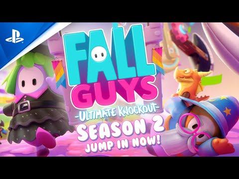 Fall Guys - Season 2 Launch Trailer   PS4