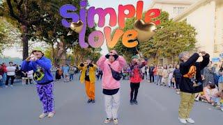 Baixar [V-POP IN PUBLIC] Simple Love - Obito x Seachains | Full Dance Video | KION-X Dance Team