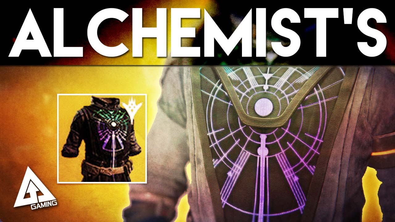 destiny alchemist s raiment exotic warlock chest review destiny alchemist s raiment exotic warlock chest review
