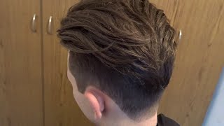 Men's Haircut 2017 inspired MARIANO DI VAIO | Sexiest Male Model Disconnected Undercut